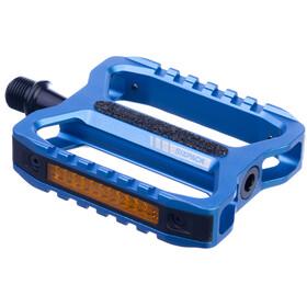 Sixpack Network 3.0 Pedalen, blue